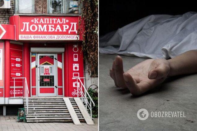 У Дніпрі чоловік помер прямо на вулиці