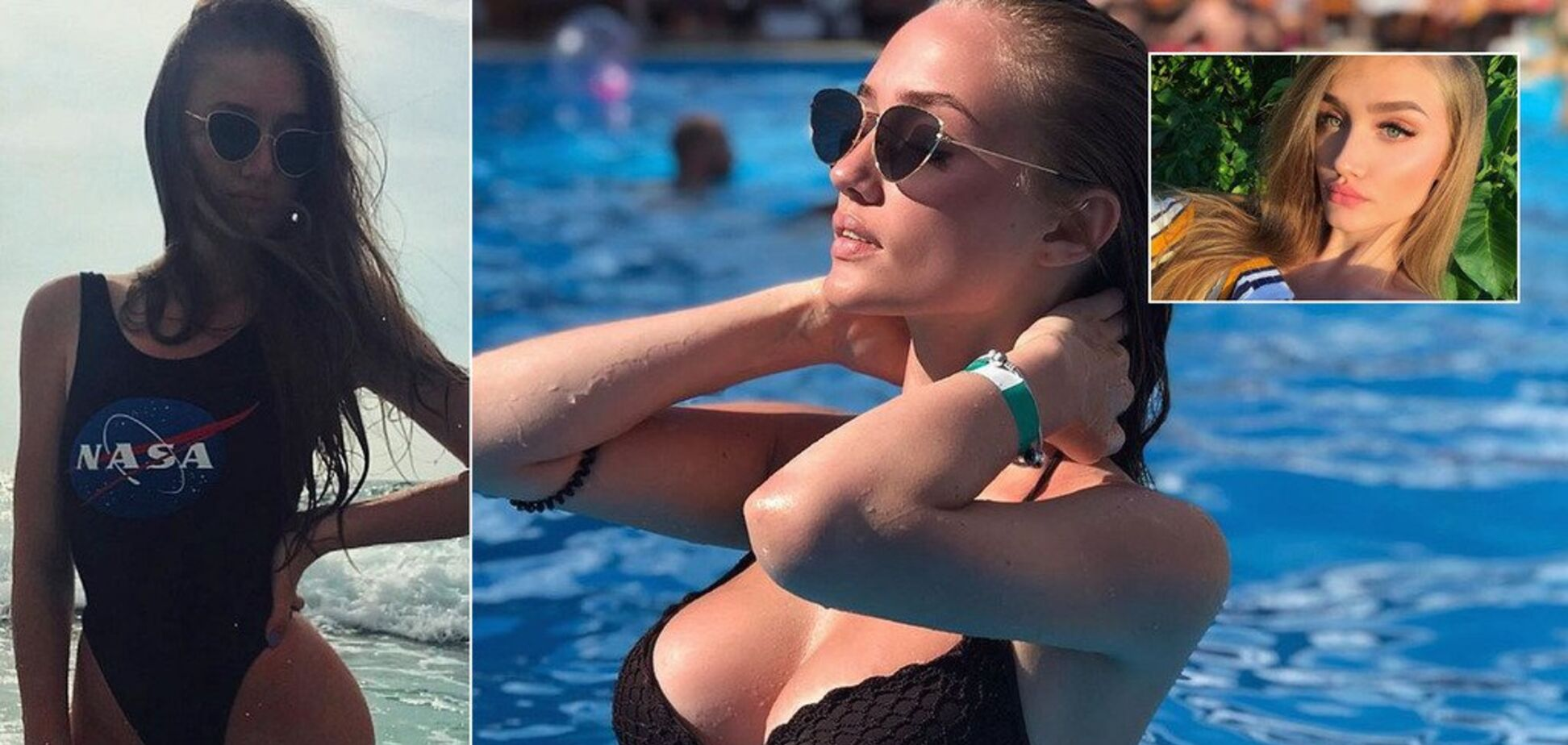 'Секс-кукла': подруга футболиста 'Шахтера' смутила фанатов своей внешностью