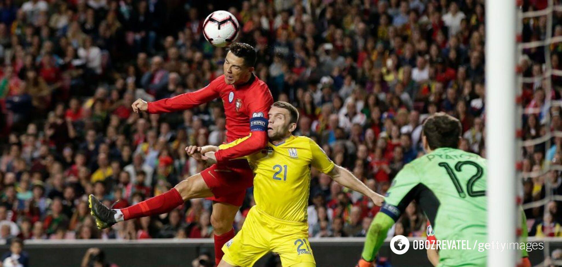 Сколько стоит сходить на Украина – Португалия: купить билеты на суперматч отбора Евро-2020