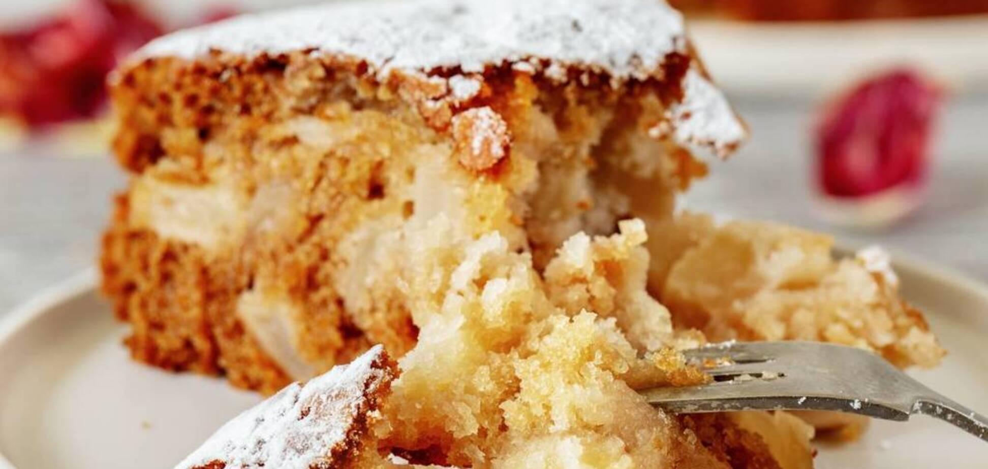 Рецепт найсмачнішого пирога на кефірі