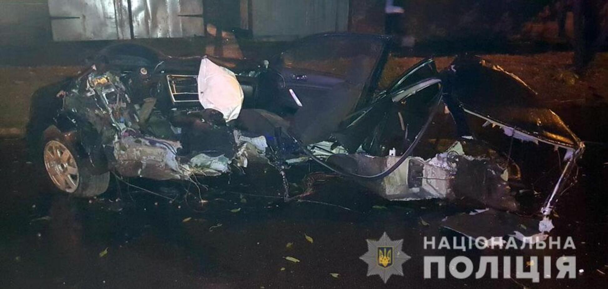 УЧернігові в ДТП загинуло 4 підлітків