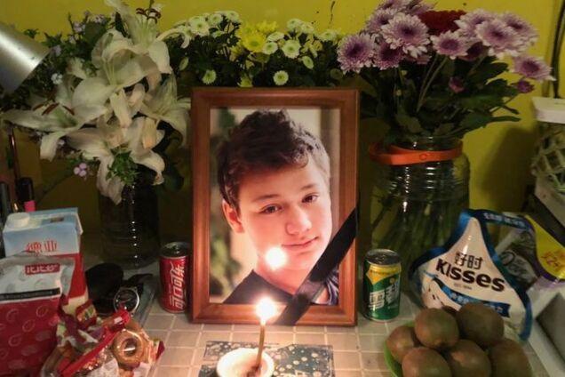Всплыли детали суицида 13-летнего украинца в Шанхае