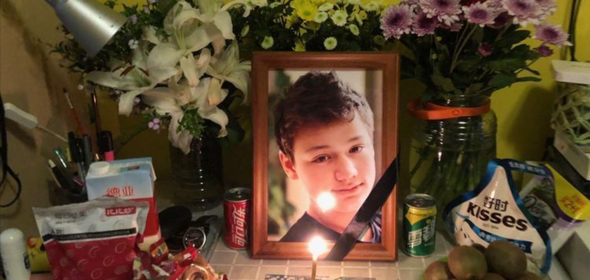 Всплыли детали суицида 13-летнего украинцав Шанхае