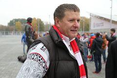 'Игрушка поклонника 'Динамо': легендарный теннисист из России сделал неожиданное заявление