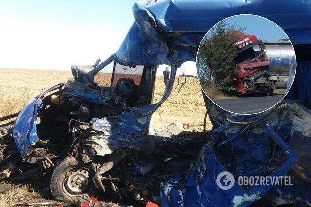 Кривава ДТП із 9 жертвами під Одесою