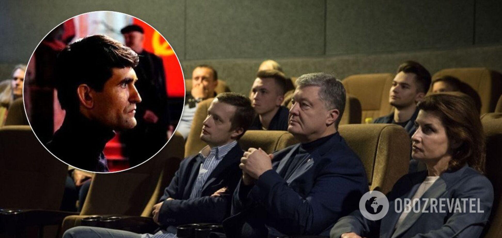 Петро Порошенко із родиною