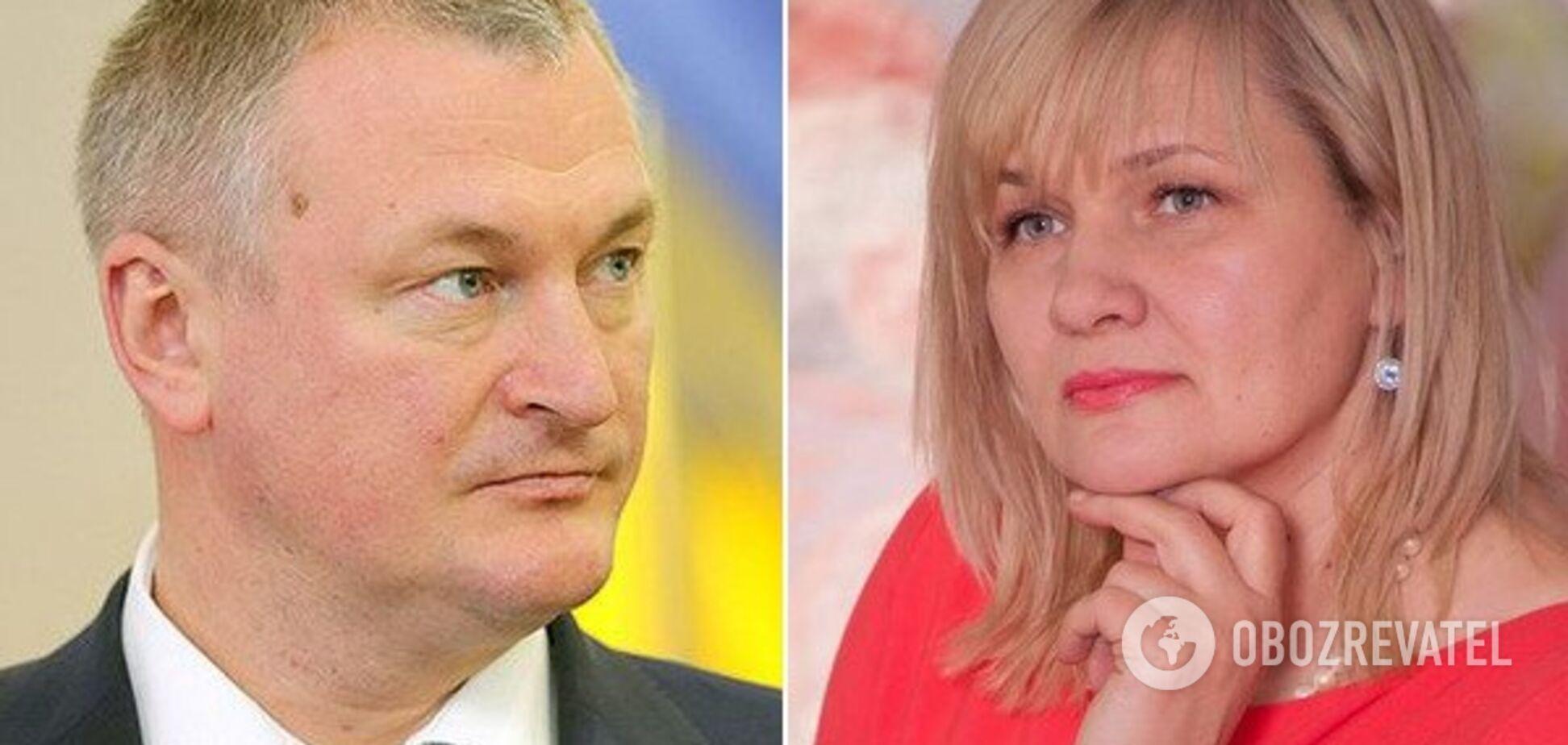 'Это ложь!' Князев отреагировал на скандал вокруг бывшей жены