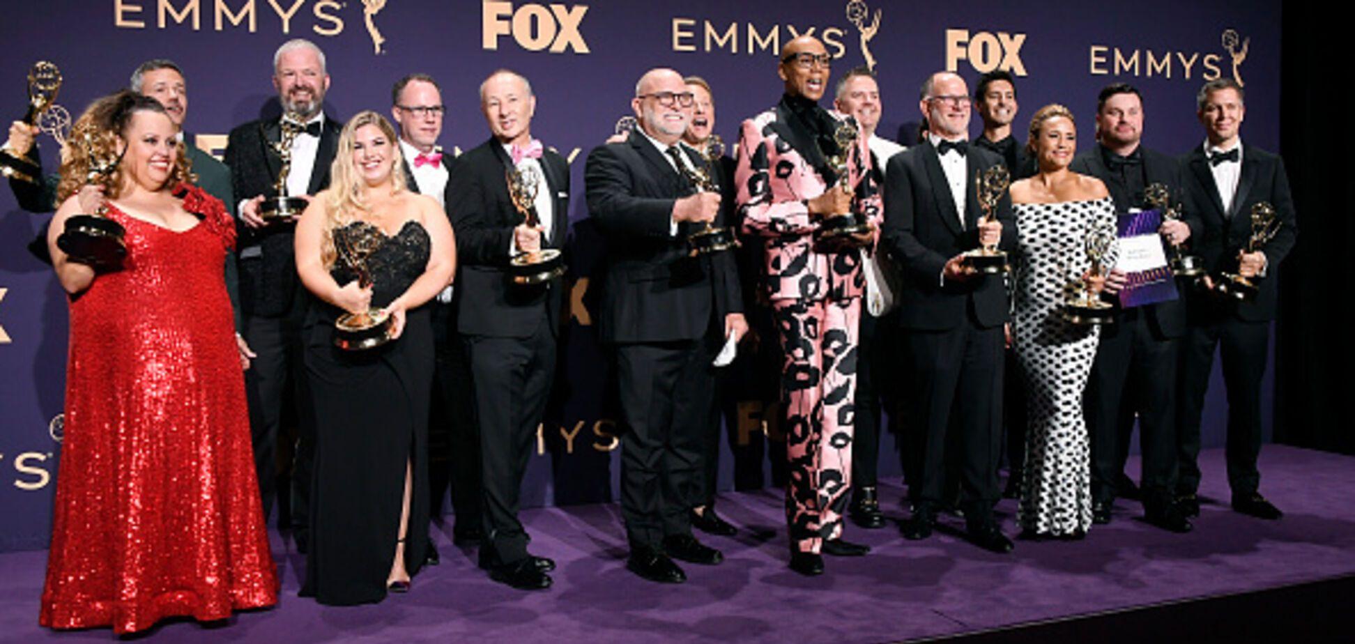 Премия 'Эмми-2019': названы обладатели главной ТВ-награды мира