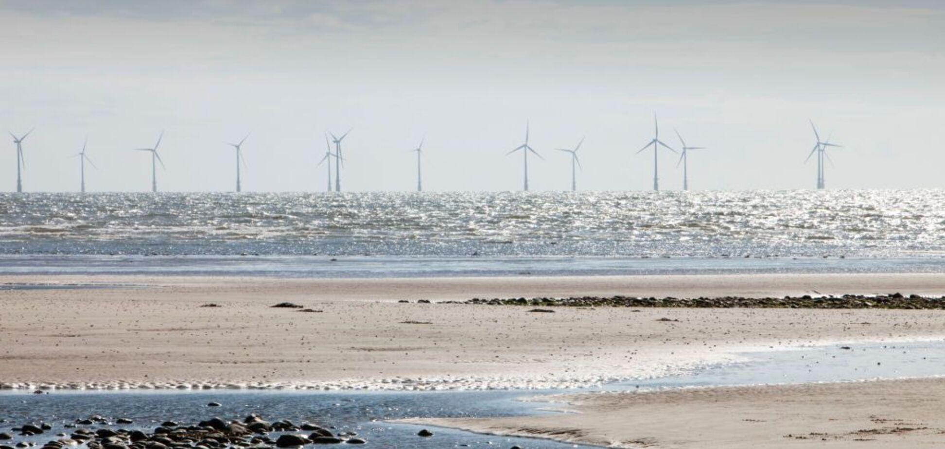 На побережье Одессы появится мощная ветроферма на десятки мегаватт