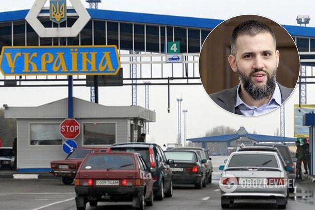 """Нефьодов пообіцяв """"цифрову трансформацію"""" митниці"""