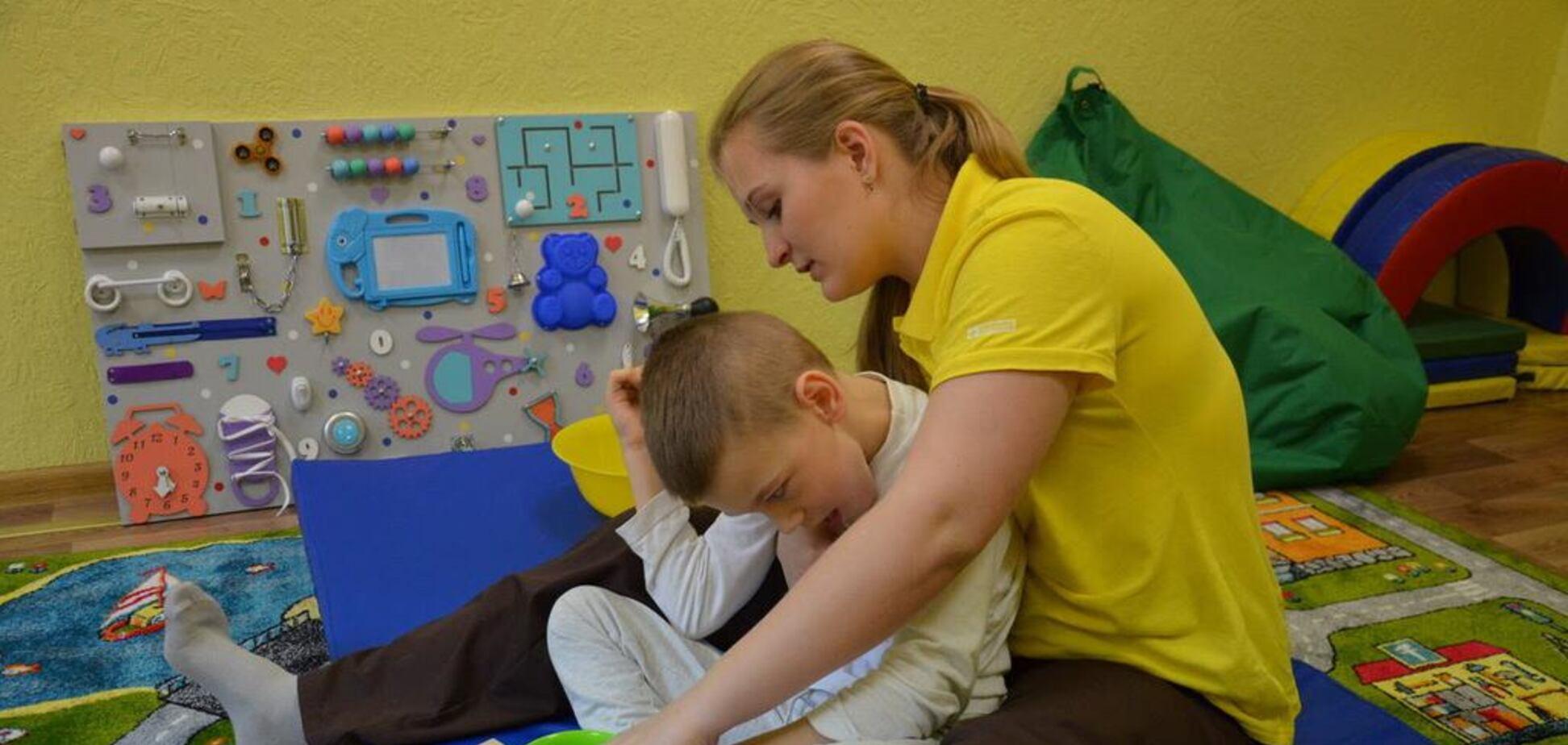 Дети с ДЦП заслуживают на шанс быть счастливыми и здоровыми