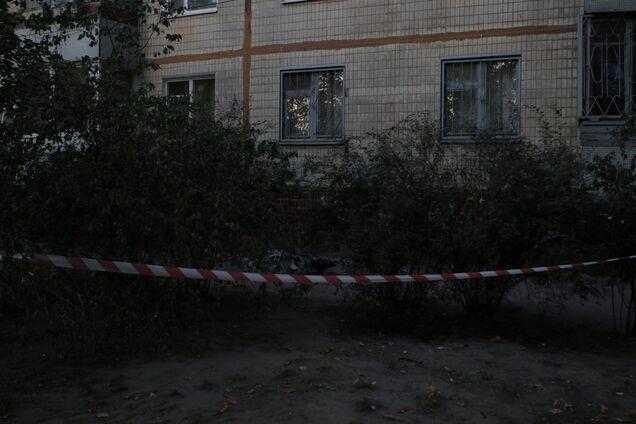 Жінка випала з вікна 6-го поверху в Дніпрі