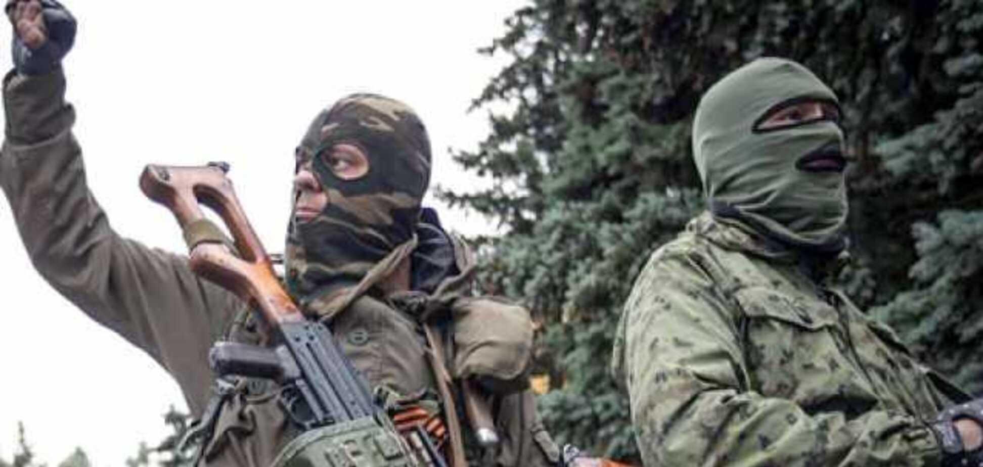Как террористы скрывают свои преступления на Донбассе