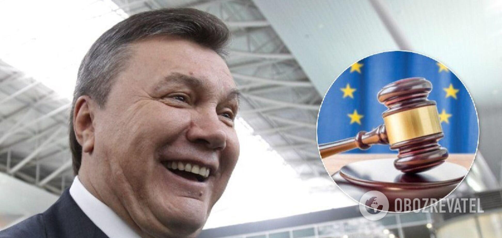 Санкции отменили: у Януковича сообщили о неожиданной 'подлости' ЕС