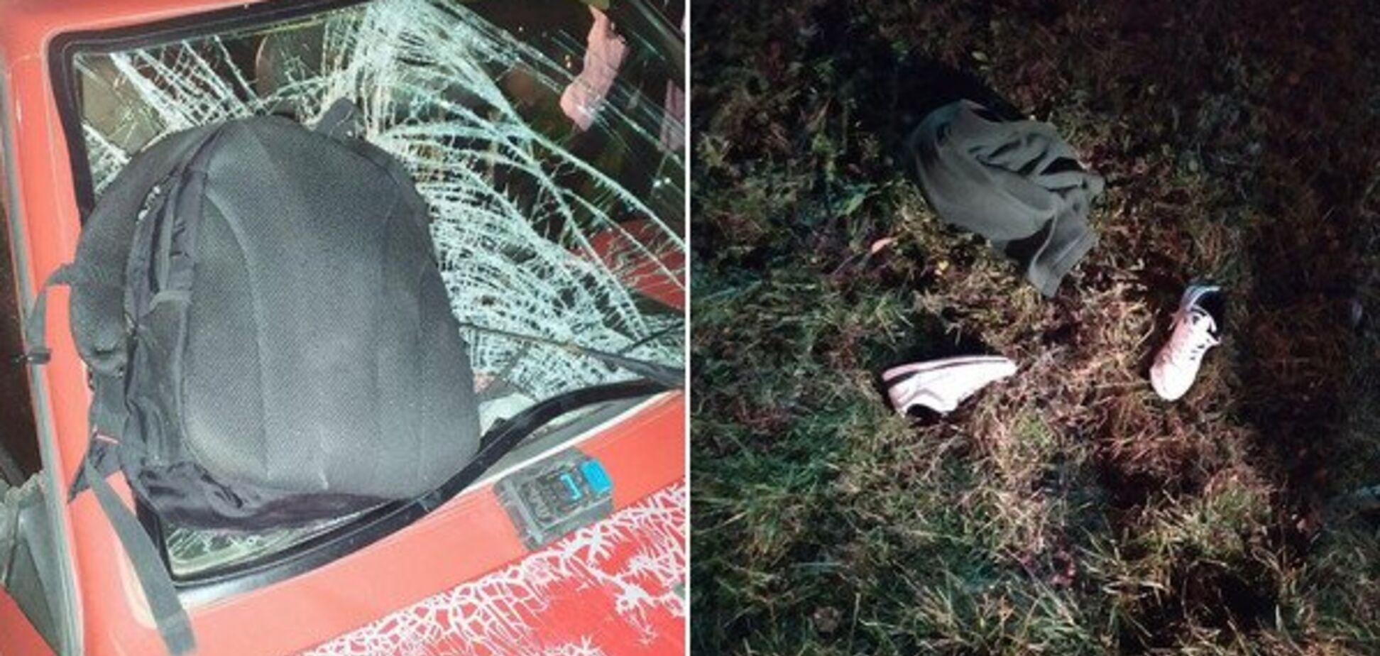На Рівненщині авто насмерть збило школяра