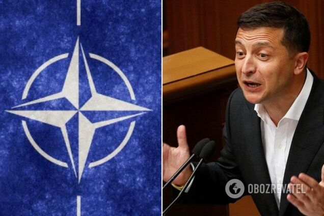 Зеленский выступил с важным заявлением о НАТО