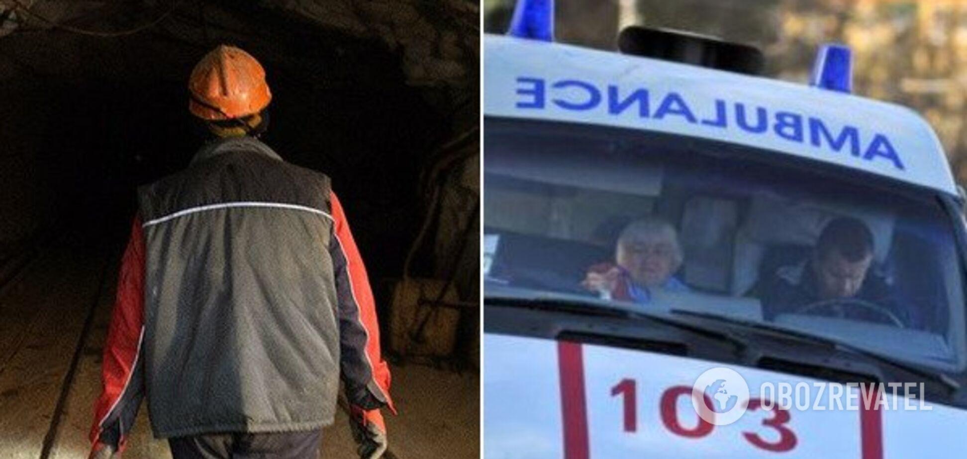 Швидка не встигла: в Кривому Розі на шахті помер чоловік