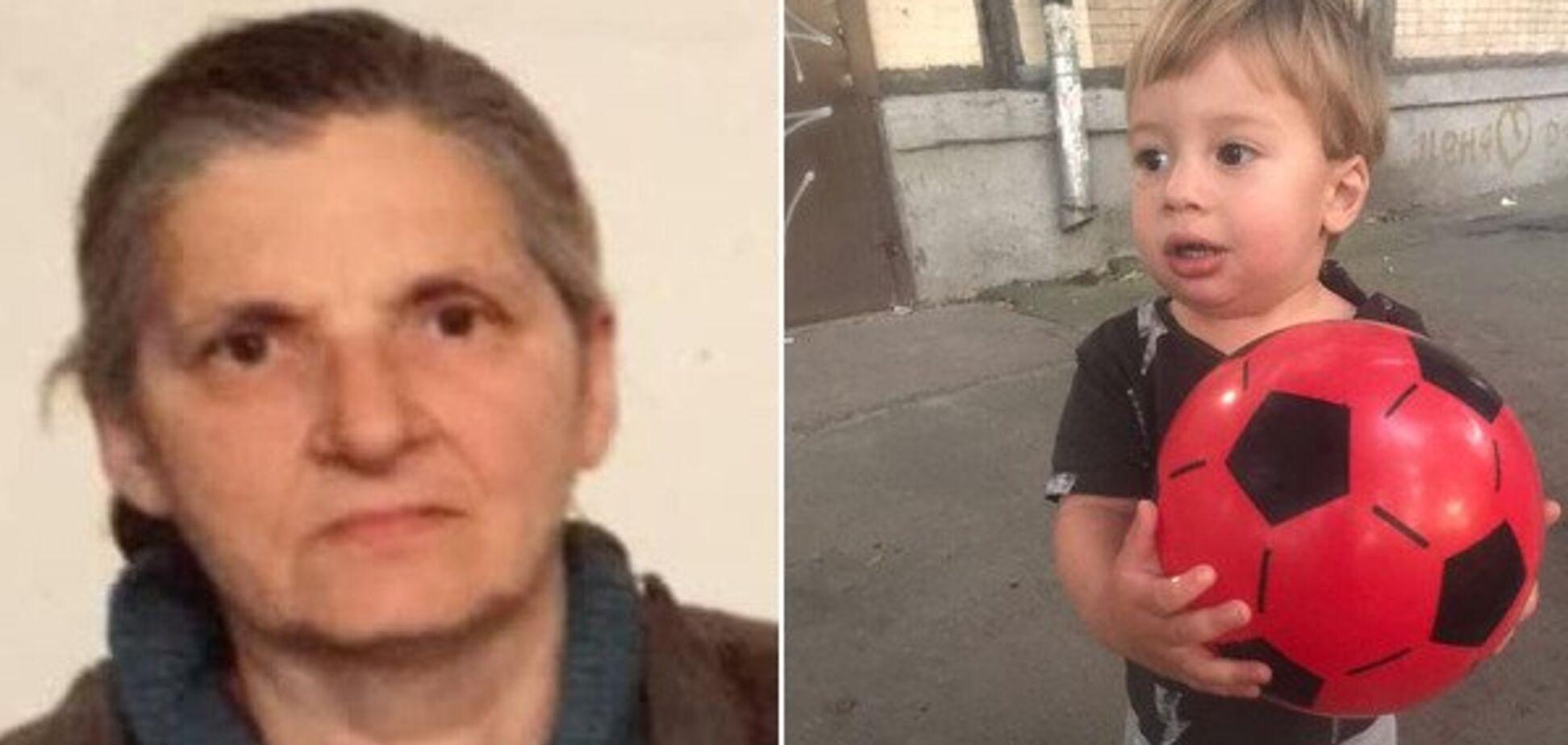 У Києві загадково зникла жінка з малюком: прикмети і фото
