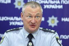 Очільник Нацполіції Князєв подав у відставку