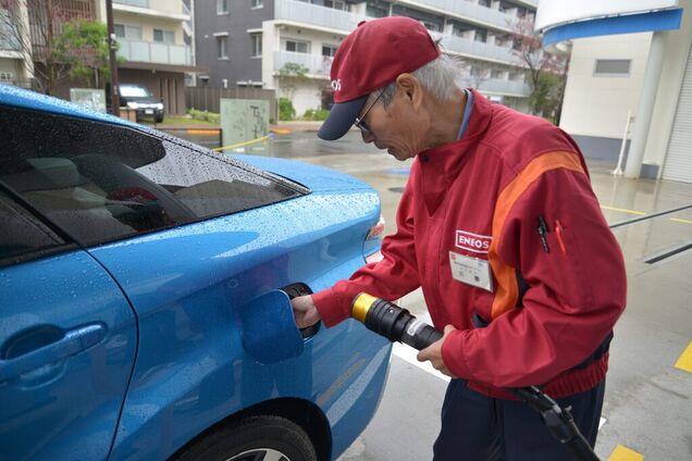В Японии электрокары оказались экономичнее обычных авто