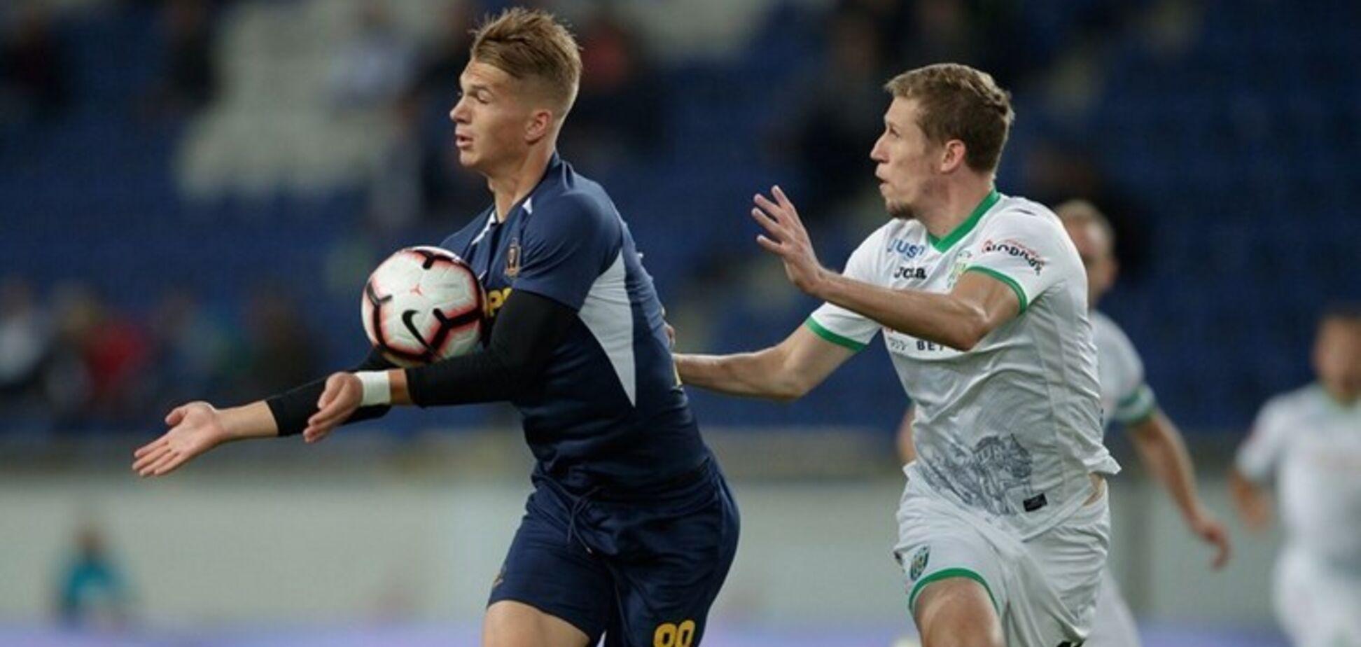 'Этим все сказано': чемпион мира U-20 'передал привет' Хацкевичу