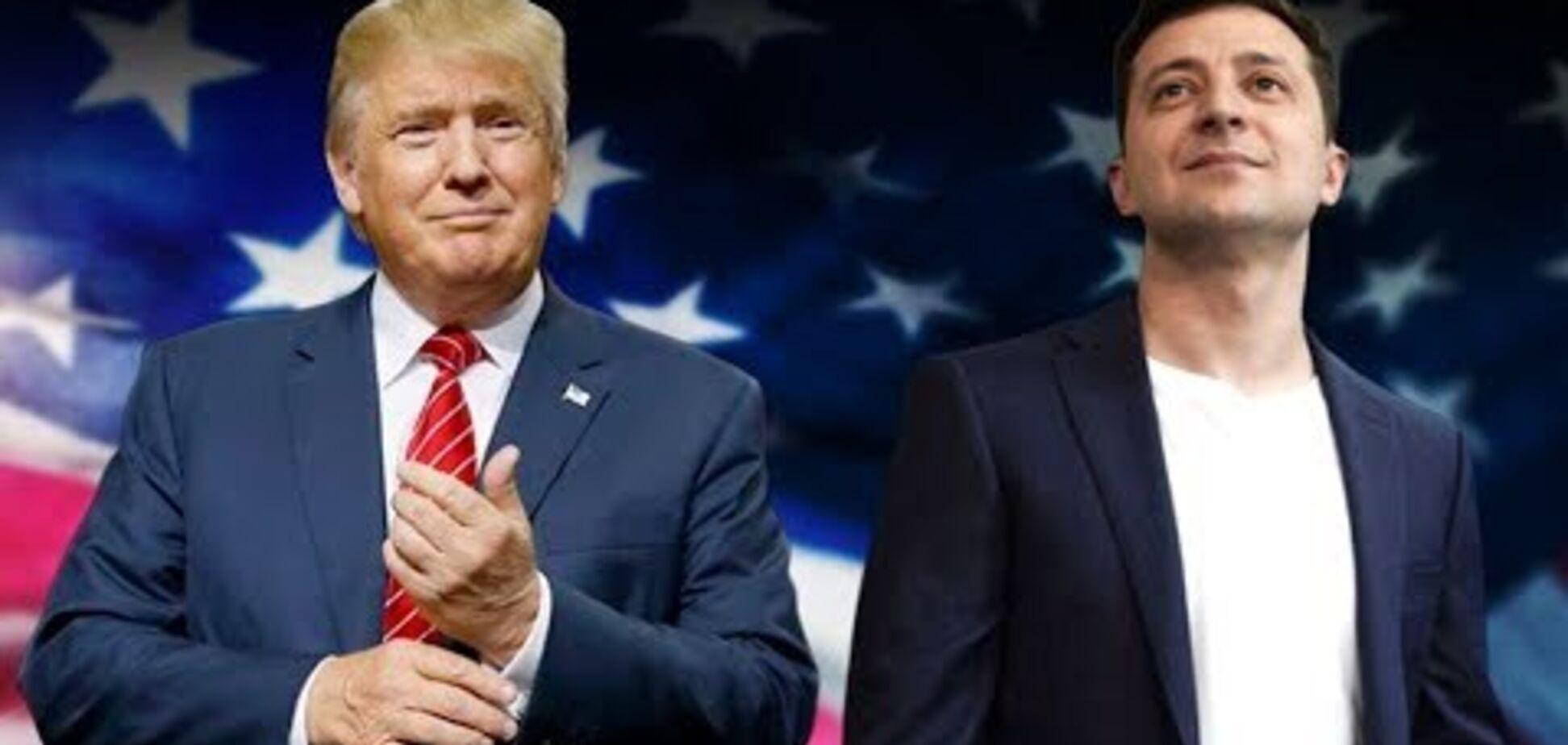 Трамп попал в международный скандал из-за Зеленского и Украины