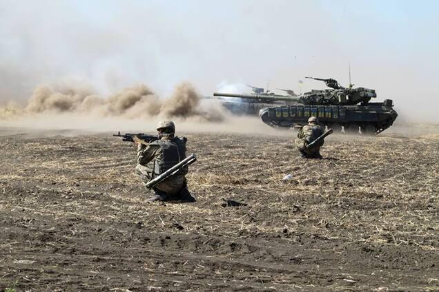 Військові навчання в Україні