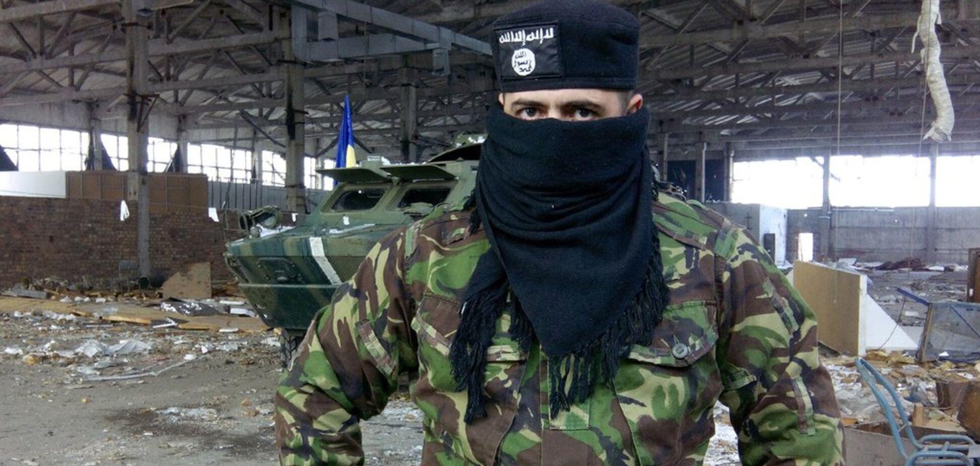 Немного фактов о концлагере в Донецке