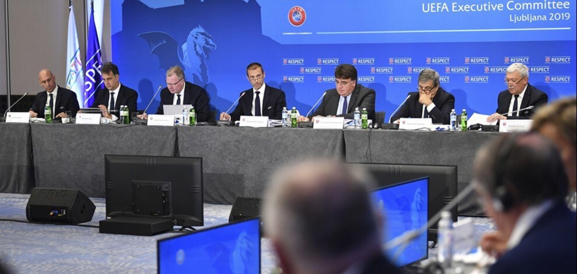 Официально: УЕФА объявил о создании нового турнира