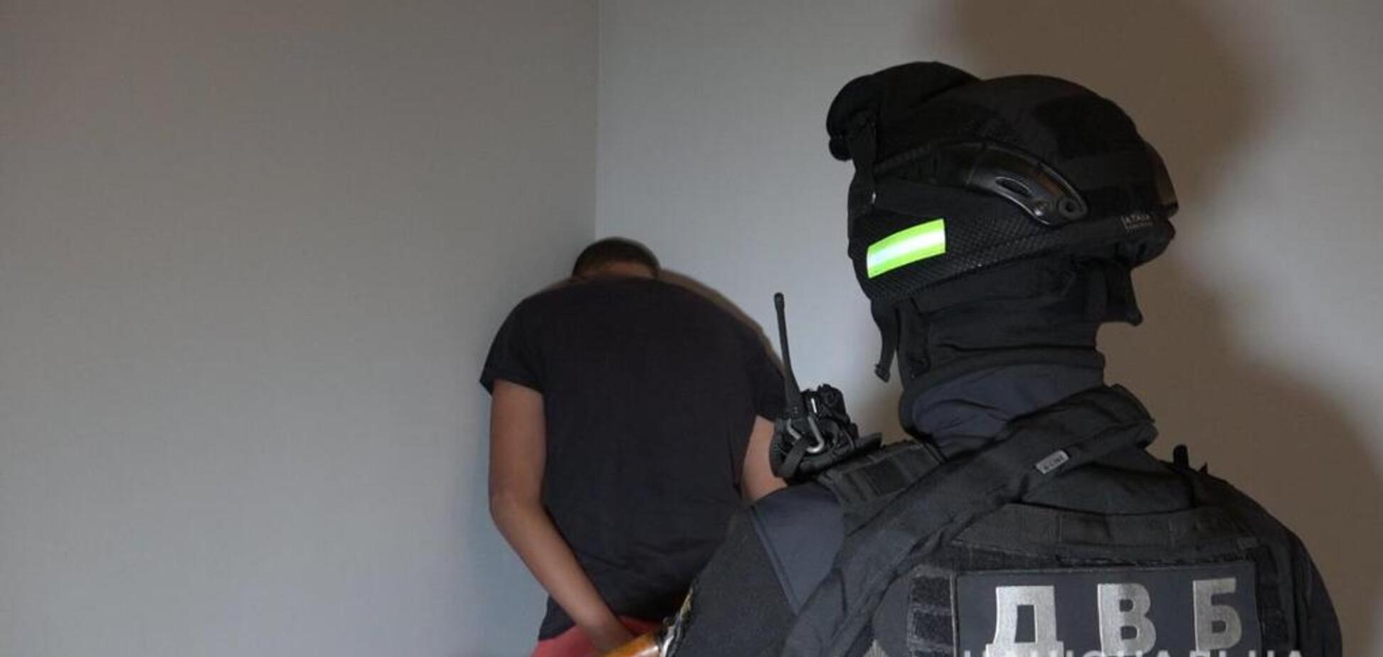 Спецоперація в Ужгороді: затриманий лідер небезпечної ОЗГ