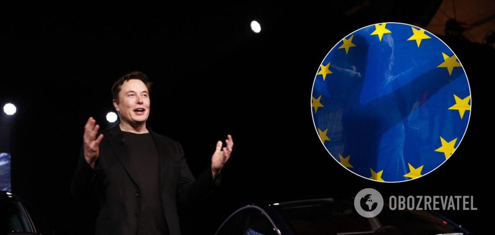 Маск похвалився планами із 'захоплення ринків' сусідів України