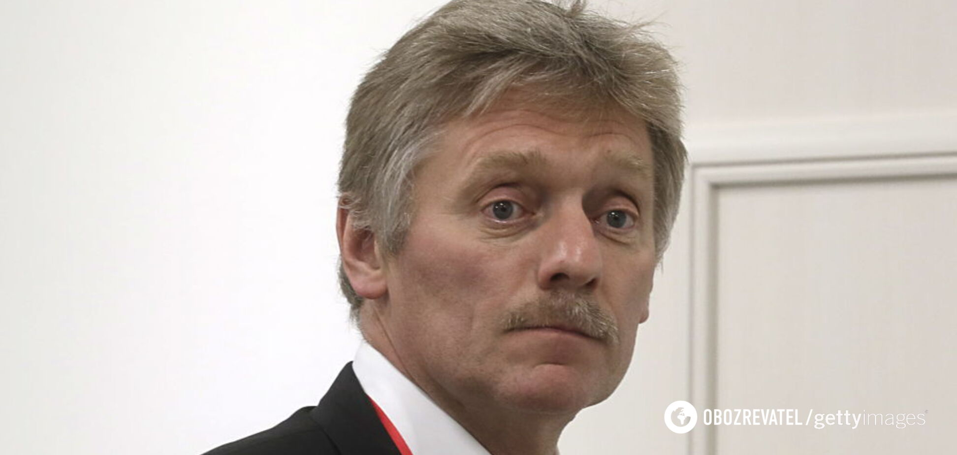 Песков проговорился, что на Донбассе воюют граждане России