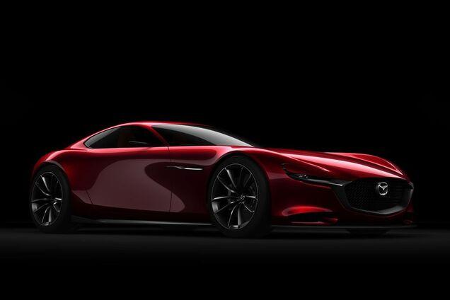 Концепт спорткара Mazda RX-Vision