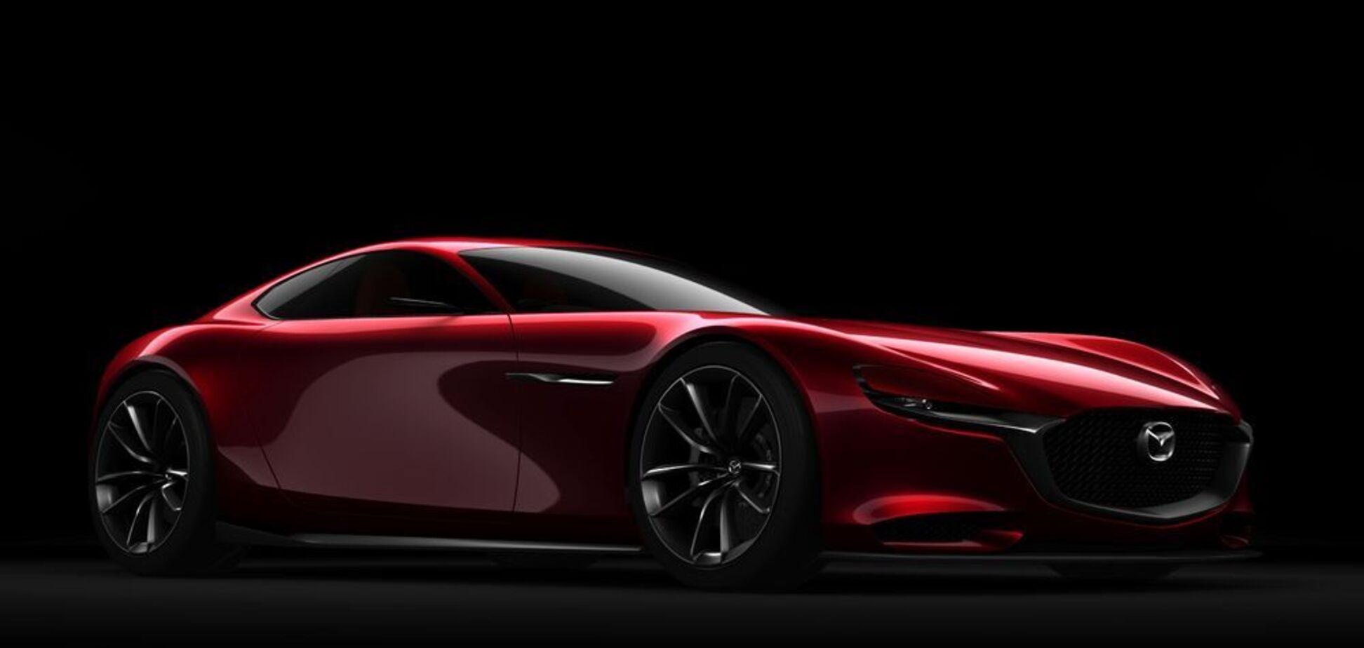 Відмовилися від енергії сонця: Mazda працює над новим типом авто