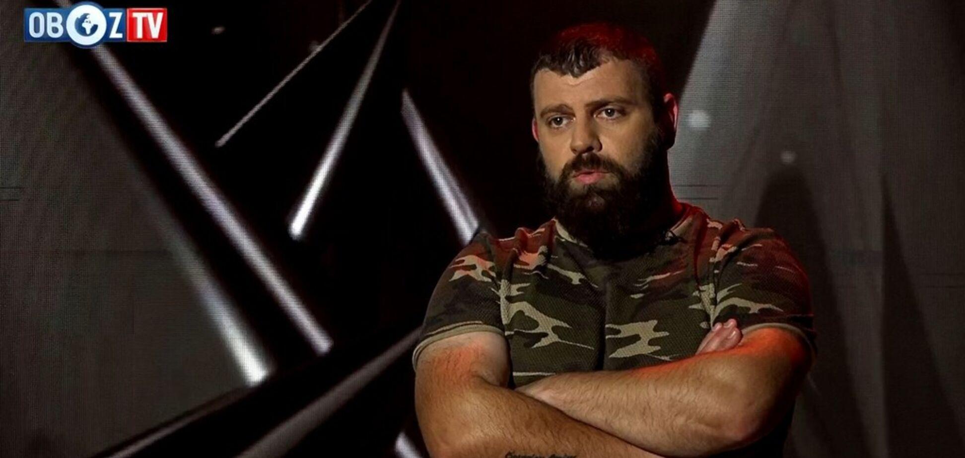 'Зізнався, що нацист...' Командир 'Грузинського легіону' розповів про іноземців на Донбасі