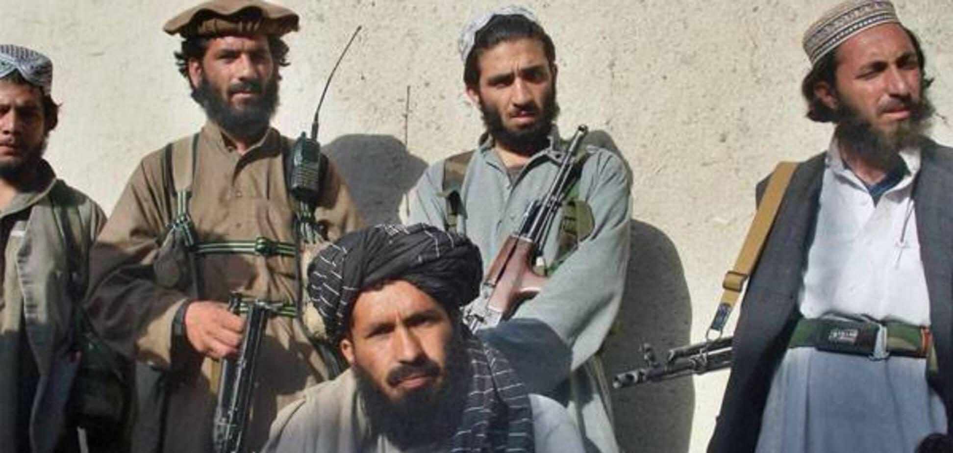 'Талибан' устроил кровавую бойню в Афганистане