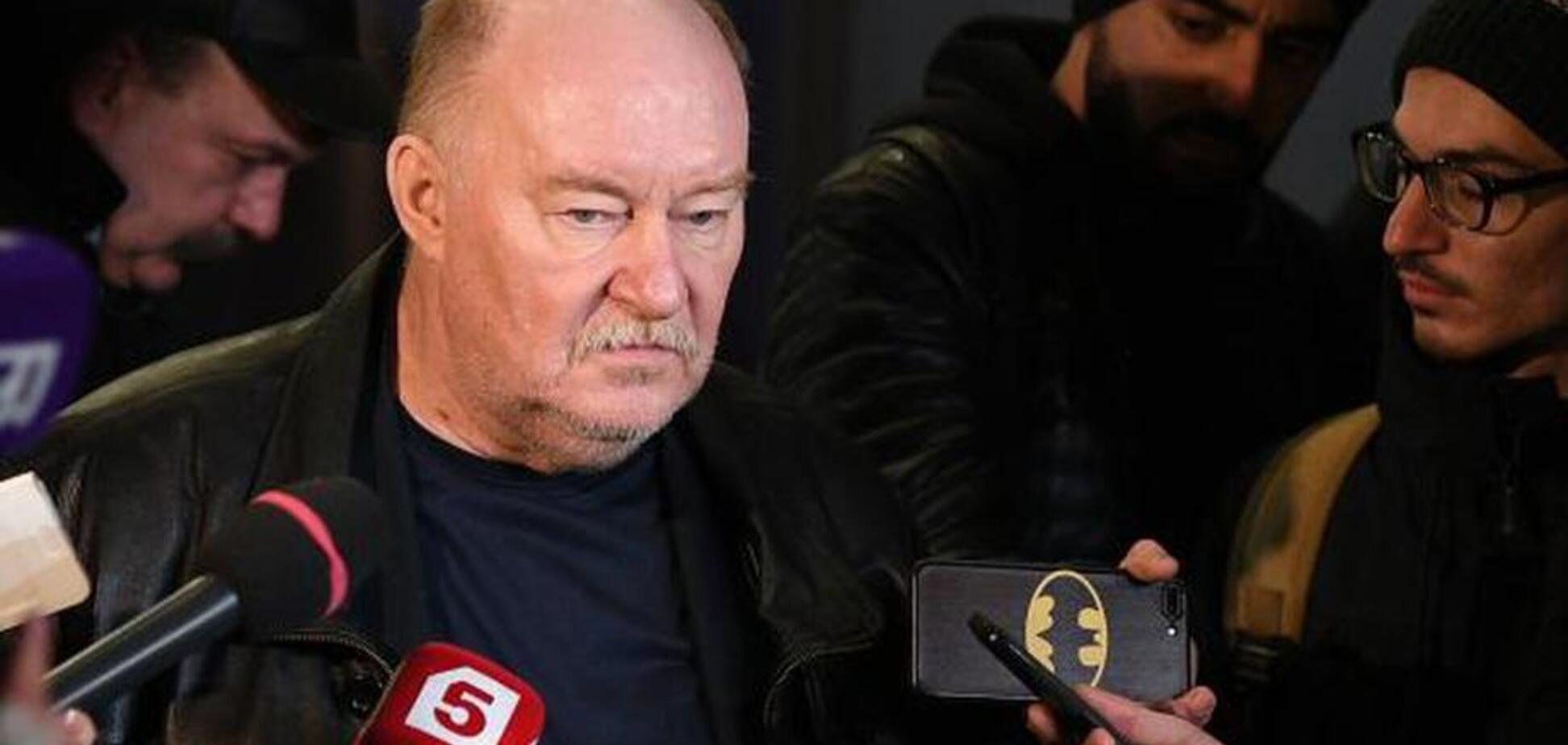 Адвокат Кокоріна знайдений мертвим