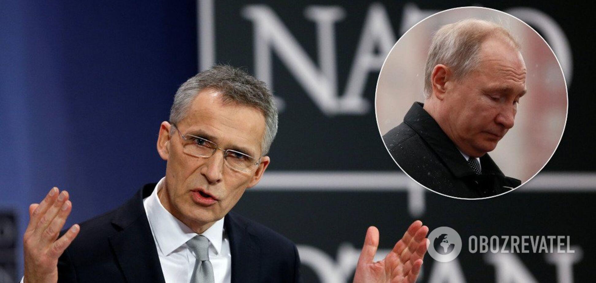 НАТО поставило на місце Путіна через ракет в Європі