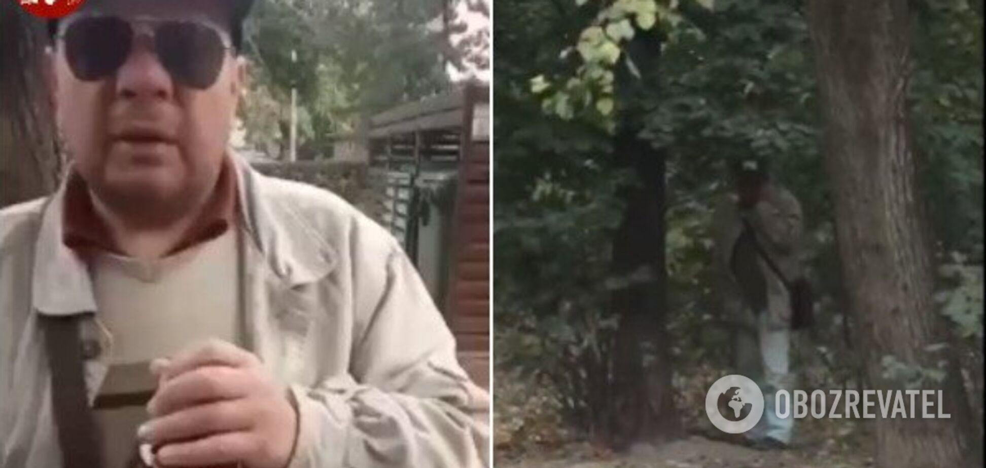 Упарку Києва затримали збоченця