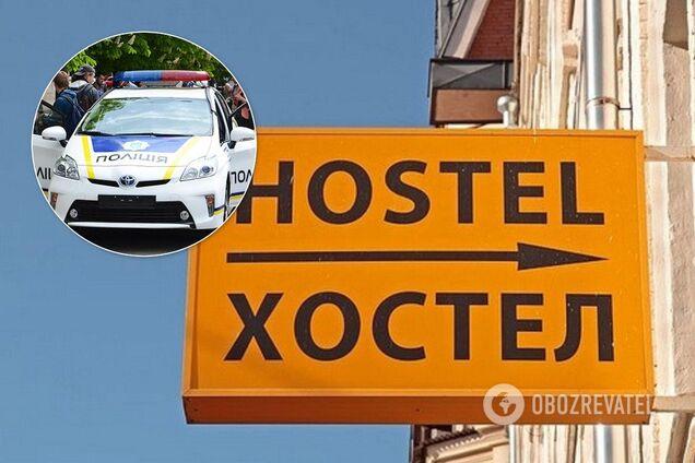 У Києві в хостелі знайшли труп закривавленого чоловіка