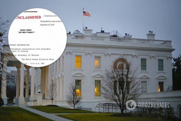 Разговор Трампа с Зеленским: рассекречен еще один сенсационный документ