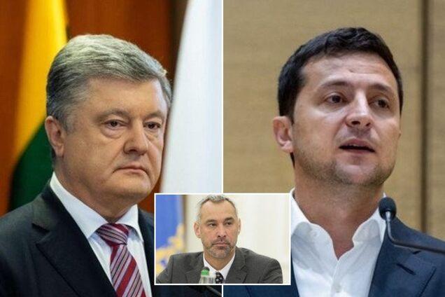 Европейская солидарность обратилась к Владимиру Зеленскому