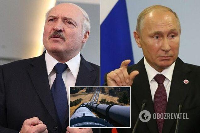 Лукашенко пожаловался на шквал критики со стороны России: у Путина резко ответили