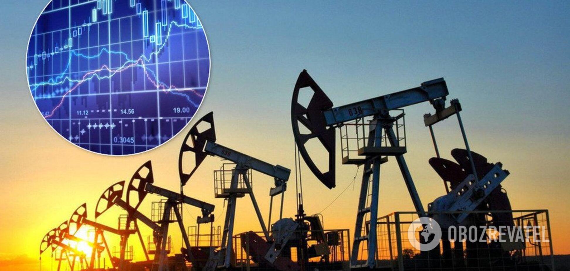 Епідемія коронавірусу пришвидшила обвал цін на нафту в світі