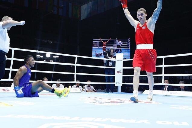 Крымский боксер, сбежавший в Россию, рассказал о поступке Усика