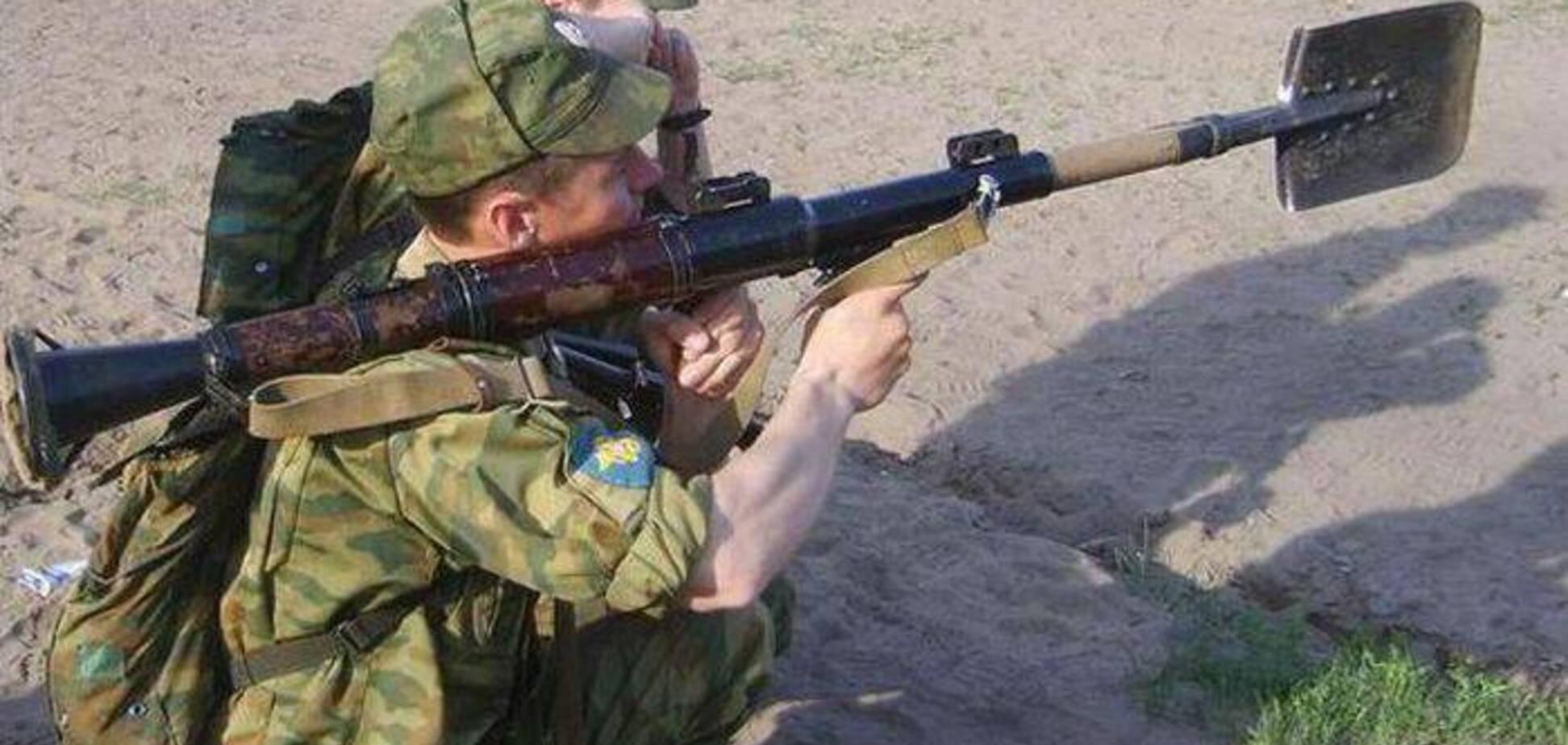 Девиз российской армии: 'Родина бросит тебя, сынок. Всегда!'