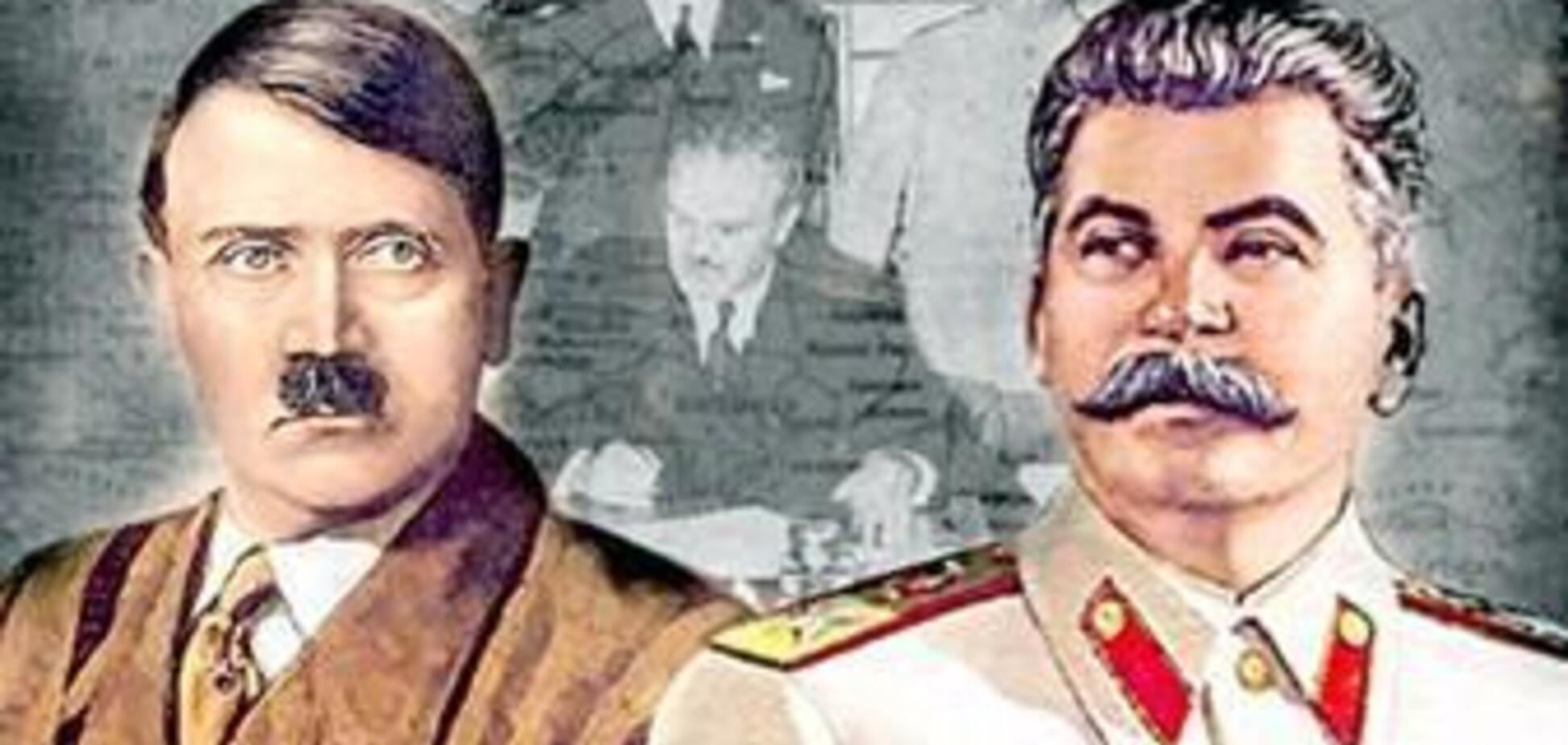 Сговор Сталина и Гитлера: модель отношений Путина с миром