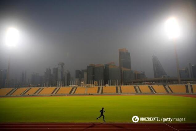 Чемпіонат світу з легкої атлетики стартує в Катарі 27 вересня