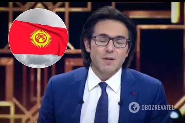 Малахов потрапив у міжнародний скандал через Киргизію