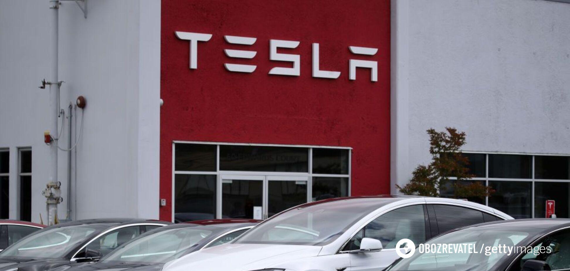 Tesla поставила новий рекорд за кількістю проданих авто